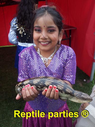 mobile reptile show Melbourne
